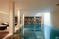 18 Indoor Pools for Year-Round Swimming Photos | Architectural Digest