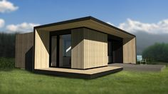 Jetson Green - Form & Forest Flat Pack Cabins