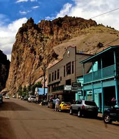 Creede Hotel in Creede, Colorado