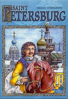Saint Petersburg | Image | BoardGameGeek