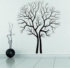 Samolepka na zeď - Zimní strom (50x60 cm) - PopyDesign Neutral, Home Decor, Homemade Home Decor, Decoration Home, Interior Decorating