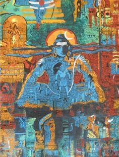 Shiva #shiv #shiva #hindu #art