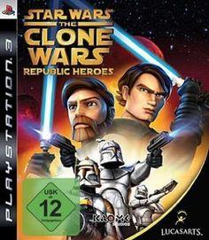 Star Wars: The Clone Wars - Republic Heroes: Playstation 3: Amazon.de: Games