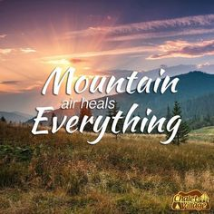 Mountain air nature - my peace mountain quotes, hiking quotes и nature The Mountains Are Calling, Great Smoky Mountains, Rocky Mountains, Hiking Quotes, Travel Quotes, Best Quotes, Life Quotes, Family Quotes, Mountain Quotes