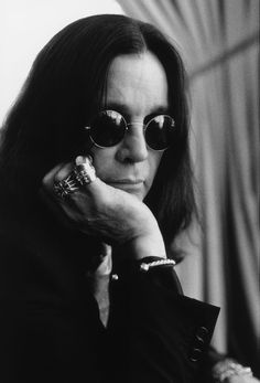 One of the badass rock gods of the world OZZY!!!!