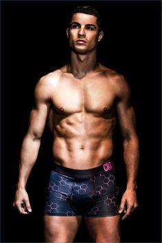 Cristiano Ronaldo for His 6th CR7 Underwear Collection