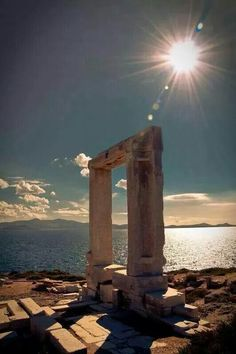Naxos in November ♡ Greece Naxos Greece, Paros, Greek House, Greek Isles, Ancient Beauty, Greek Wedding, Heaven On Earth, Amazing Destinations, Architecture