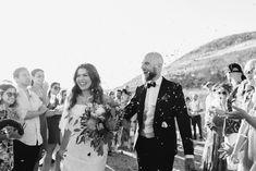 Romantic Wedding in Milos island Greece Protea Wedding, Wedding Bouquets, Wedding Dinner, Wedding Ceremony, Wedding Dress Train, Greece Wedding, Bohemian Bride, Celebrity Weddings, Wedding Couples