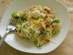 Салат Цезарь с домашним соусом пошаговый рецепт с фотографиями