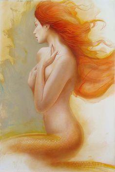 """""""Sea Princess"""" by John Rowe"""