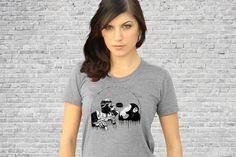 Evolution - Gals T-shirt