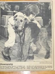 OLD photos of airedales - Google Search