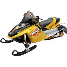 New Ray Bombardier Ski-Doo MXZ Replica Snocross Snowmobile Toy - 1:12 Scale for only $12.48 You save: $4.51 (27%)