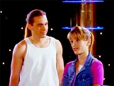 Tomberly your true love will never fad cause when it's real you can feel it happily ever after you both shell live Kimberly Power Rangers, Tommy Power, Kimberly Hart, Amy Jo Johnson, Tommy Oliver, Mighty Morphin Power Rangers, Tumblr, Partners In Crime, Amazing Spider
