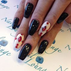#ShareIG Back to work!! by @channygirl85 #nails #naillounge