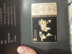 Karatbars international - My Week 1 Testimony: Package and Gold!!!