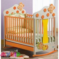 Awesome detskaya krovatka baby italia buffy ivory mandarin slonovaya