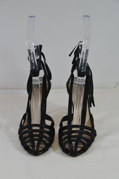 Yves Saint Laurent Black Formal $146