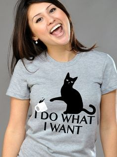 17 Funny Cat T-Shirts You Must Get Before Summer