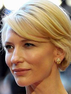 celebrity short hairstyles 2012