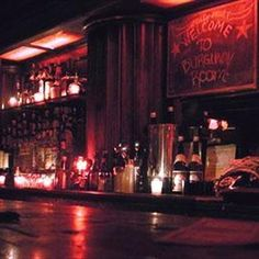 The dark and groovy hotspot has been a Hollywood favorite for some time, attracting an unpretentious rock-and-roll crowd most nights.