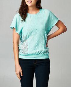 Esley Flutter Sleeve Top — Bazar Chicago