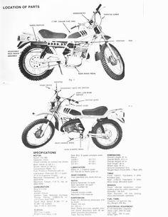 23 best my motorcycles images on pinterest motorbikes motorcycles V12 Honda Motorcycle bike 2 1973 alouette at125