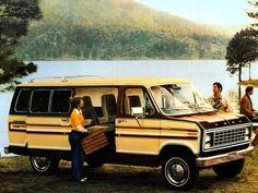 Ford_Econoline_Minivan_1979 More Mobiles Small, Small Spaces