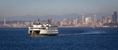 12 Things You Can Only Brag About If You're From Washington. - 1. We have the largest ferry system in the entire country.