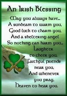 1000 Images About Irish Blessings And Prayers On