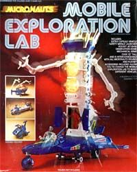 Micronauts - Pretty much the most bitchen toy(s) ever! The one pictured was at the center of my Micronauts Universe.