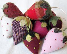 Beaded Berries Kit by ThreeSheepStudio on Etsy, $12.00
