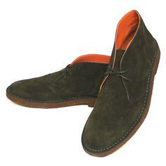 Polo Ralph Lauren Michael Chukka Boots ポロラルフローレン チャッカブーツ デザートブーツ レザーシューズ 革靴 USA製【$295】[032]