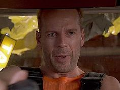 Bruce Willis as Korben Dallas in The 5th Element