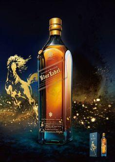 Constituye el zenit de los whiskies de la Casa Walker. Creado para ser reflejo del estilo de los whiskies de principios del siglo XIX, se elabora utilizando algunas barricas más exclusivas de las existencias de Johnnie Walker.
