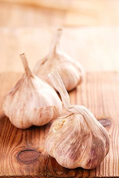 Garlic    Good For You: Garlic helps protect your immune system by boosting production of infection-fighting white blood cells. In a British study, 70 people who took daily garlic supplements for 12 weeks came down with 24 colds, versus 65 colds in a placebo group of 72 people. Allicin, garlic's main active component, is thought to block enzymes that lead to viral infections.        Read more: http://www.oprah.com/health/Spices-That-Boost-Your-Health/5#ixzz2HG5nZns9