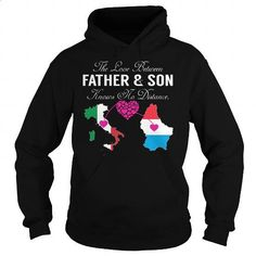 The Love Between Father and Son Knows No Distance - Italy Luxembourg - #cool…