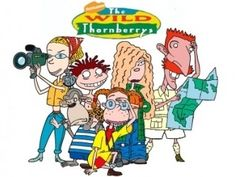 The Wild Thornberrys..