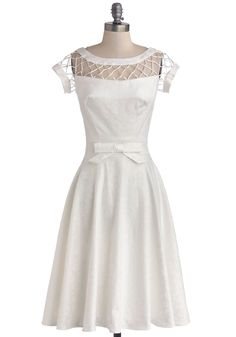 love this dress for a wedding party, shower or city hall ceremony.