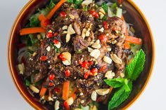 Noodle Salads on Pinterest | Beef And Rice, Salad and Noodle Salads ...