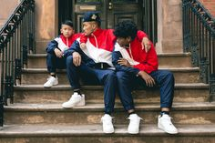 Kith Atlanta Tracksuit Capsule for Men's & Kids | Kith NYC