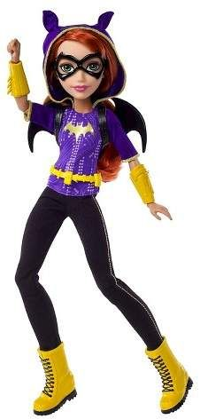 3536deb53ef2 DC Comics DC Super Hero Girls Batgirl 12