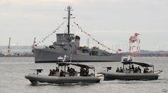 Philippines Navy - on patrol