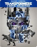 Transformers: 5-Movie Collection [SteelBook] [Blu-ray/DVD] [Only @ Best Buy]