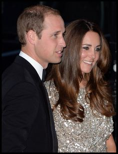 Kate Middleton - Prince William and Kate Middleton at the Royal Society