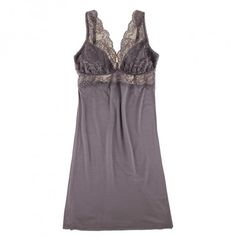 Buy Fleur't luxury lingerie - Fleur't From Paris With Love Lace Bust Chemise | Journelle Fine Lingerie