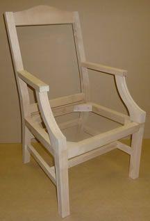 Gainsborough Chair Frame