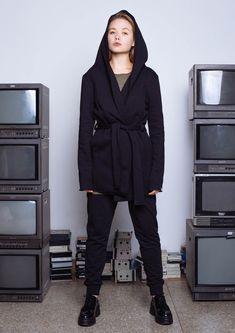 RBLN BLACK COAT – MOLO7 Modern Luxury, Lifestyle, Stylish, Coat, Jackets, Black, Fashion, Down Jackets, Moda