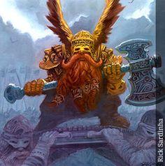 Enano - Seres Mitológicos y Fantásticos