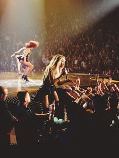 Beyonce The Mrs. Carter Show World Tour in Vancouver, Canada November 30th, 2013 (my city :)